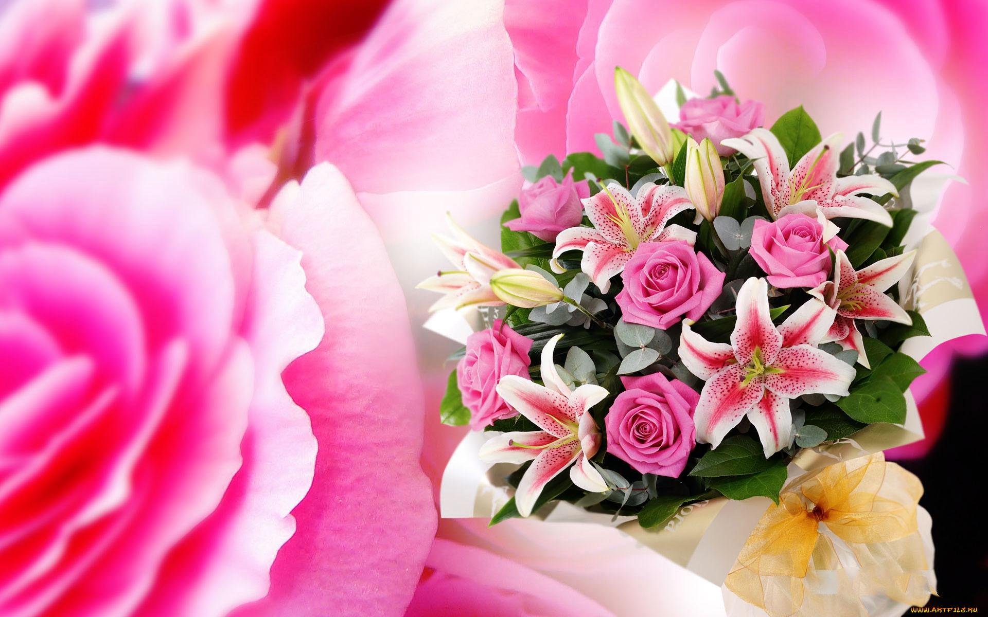 Фото с днем рождения сестре с цветами